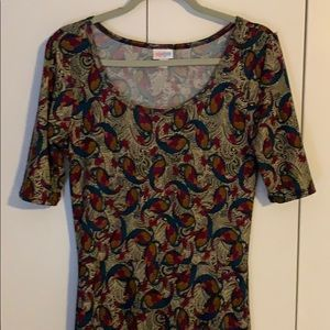Lularoe Anna Dress